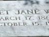 Aunty Margret's Stone