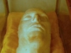an actual death Mask of Napoleon