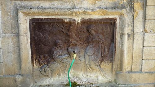 From ancient times to a hose